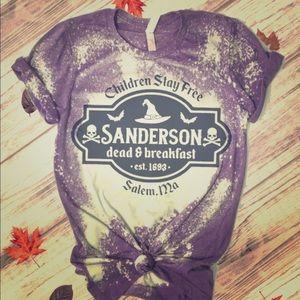 Tops - Sanderson Inn Tee